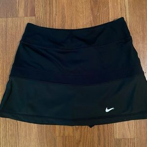 Nike power tennis skirt